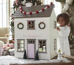 Pottery Barn Kids Doll House Westport Dollhouse White
