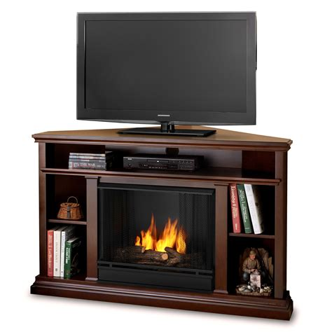 ventless fireplace tv stand real churchill tv stand reviews wayfair