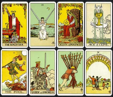 Best Reading L by Rider Waite Tarot Cards Best Tarot Reading With The