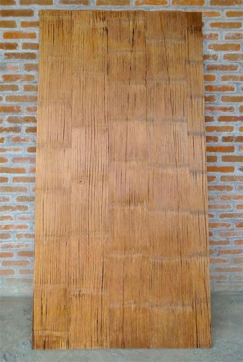 Crushed Bamboo Panels ? Guadua Bamboo