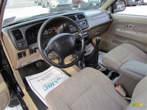 1998 Nissan Frontier Interior by 1999 Nissan Frontier Se Extended Cab 4x4 Interior Photo