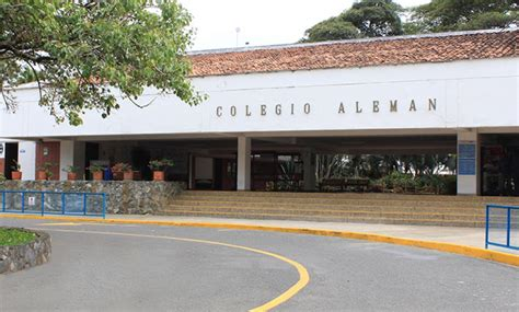 Colegio Aleman Medellin by El Colegio Alem 225 N De Cali Celebra Sus 80 A 241 Os
