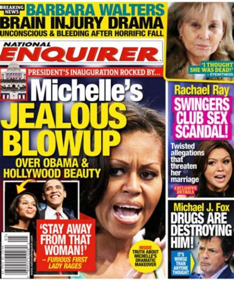 This Weeks National Enquirer Attempts by This Week In Tabloids Obama S Rage And