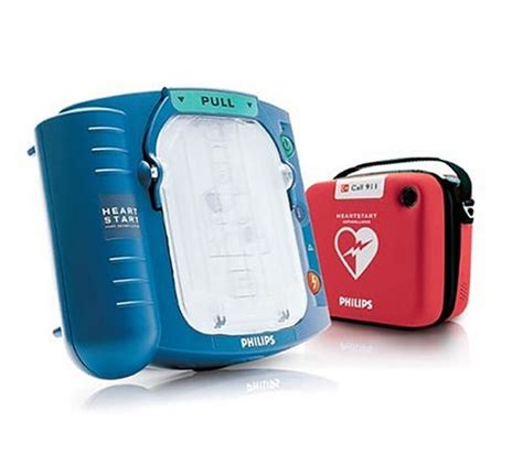 review of philips heartstart home automated external