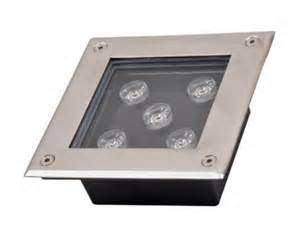 Hton Bay Low Voltage Outdoor Lighting 5w Led In Ground Light Hilton Electrical Co Ltd