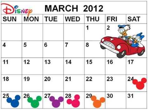 Calendario Marzo 2012 Calendarios De Marzo 2012 Para Imprimir Mil Recursos