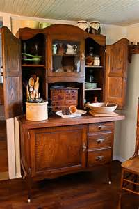 antique hoosier cabinet photograph by valle