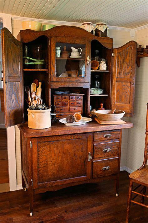 Kitchen Hoosier Cabinet by Antique Hoosier Cabinet Photograph By Carmen Del Valle