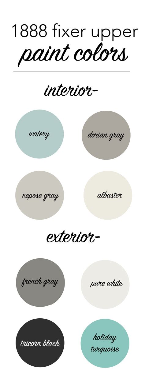 paint colors for fixer an update on our 1888 fixer paint colors i