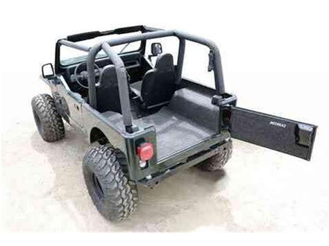 Bedrug Jeep Bedrug Jeep Cargo Liners Kit Sharptruck