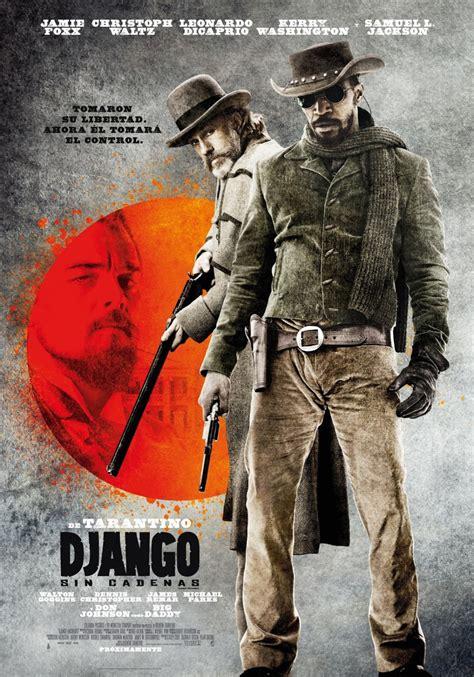 quentin tarantino western film 2012 django unchained international poster heyuguys