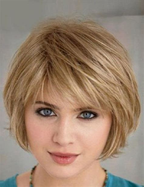 chin length fine thin round face 60 yr hairstyle different haircuts for medium hair hairstyle for women man