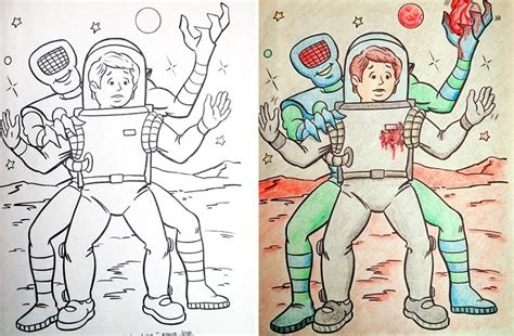 top coloring book corruptions coloring book corruptions see what happens when adults do