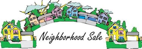 Subdivision Garage Sales by Vohl Community Garage Sales 2016 Villages Of Lake Hoa