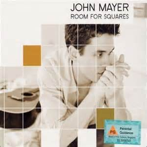 room for squares songs mayer room for squares