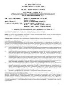 probation officer resume free sle auditor resume interpersonal communication