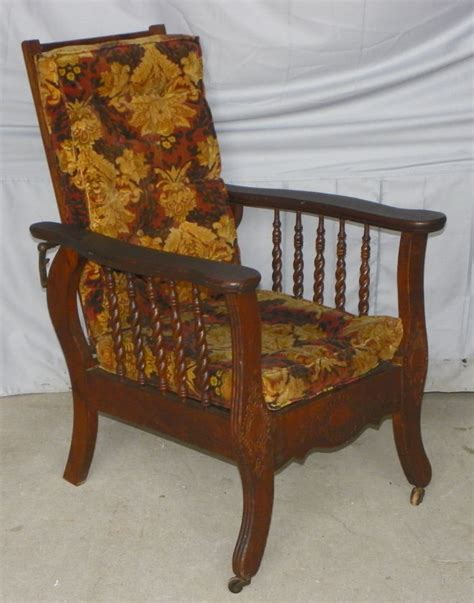 Antique Morris Chair by Bargain S Antiques 187 Archive Child S
