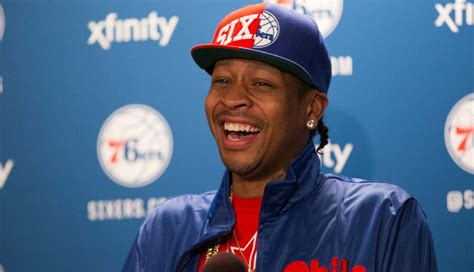 Joel Allen emotional allen iverson reflects on hall of fame career