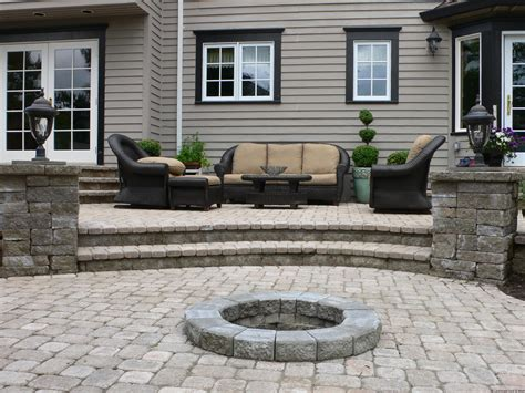 Patio Steps Design 5 Ways To Improve Patio Designs For Portland Landscaping