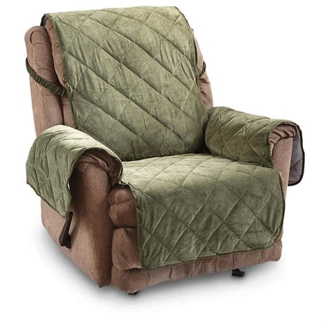 cover recliner velvet furniture cover 614570 furniture covers at
