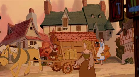 beauty and the beast town should you move to belle s provincial town oh my disney