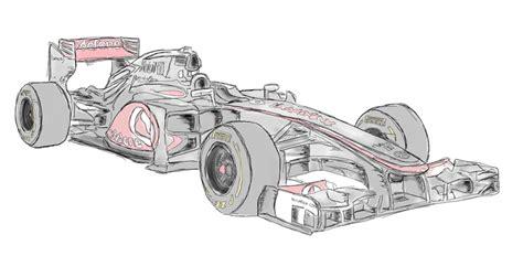 mclaren f1 drawing vodafone mclaren 2012 f1 car by sikelsh on deviantart