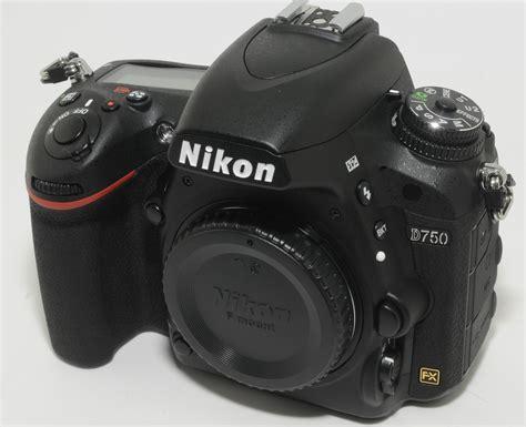 nikon d750 dslr only