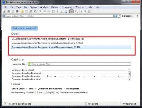 tutorial como utilizar wireshark c 243 mo usar wireshark para capturar filtrar y analizar