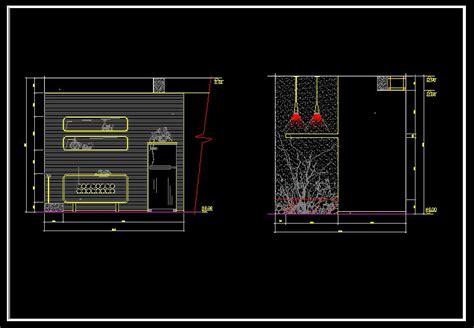 bloc autocad cuisine luxury restaurant design template v 2 cad drawings