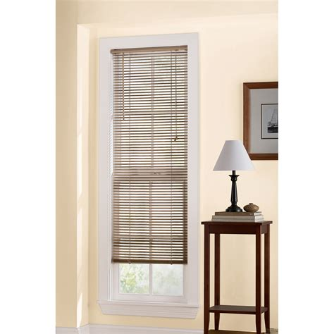 interior alluring faux wood blinds lowes  stunning