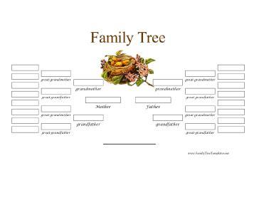 family tree templates   family tree forms