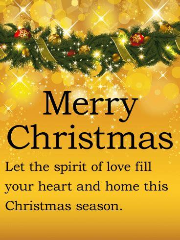 golden shining christmas card birthday greeting cards  davia