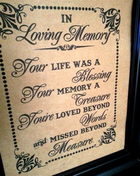 in loving memory memories quotes and quote art on pinterest