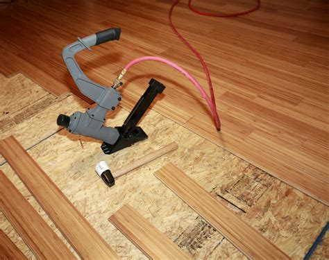 How to Install Bamboo Flooring   Professionals or DIY