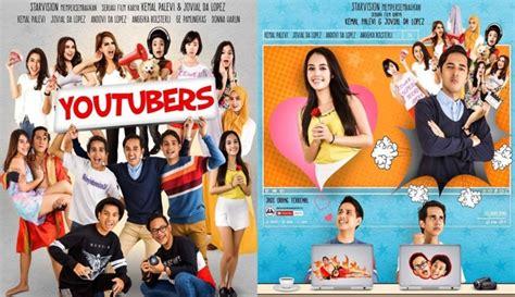 film ge pamungkas terbaru poster youtubers the movie gambarkan uniknya kisah