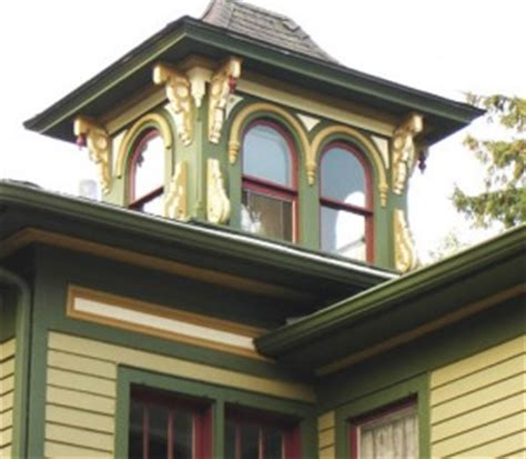 Cupola Window by Historic House Features That Offer Comfort And Energy