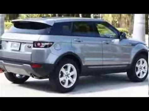 silver range rover evoque 2013 land rover range rover evoque silver