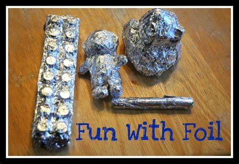 aluminum foil crafts for stunning aluminum foil craft and tin foil craft ideas turn