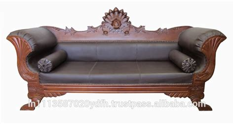 vintage wooden sofa antique style sofa smileydot us