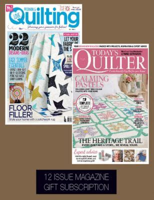 crafting magazine gift subscription | m&s