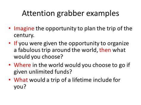 Attention Grabbers For Essays Exles by Essay Travel