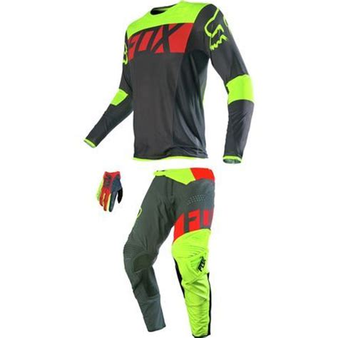 fox motocross gear combos dirt bike fox racing 2016 flexair combo libra