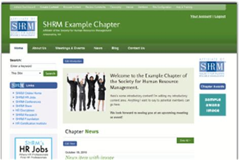 Society For Human Resource Management Case Study All Markup News Human Resources Website Templates