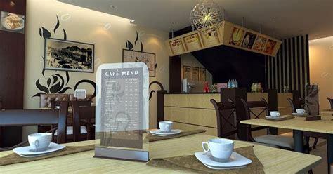 jasa desain gambar murah jasa desain cafe interior modern