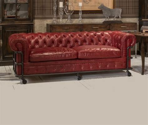 tribeca leather sofa l00090 tribeca leather sofa the source collection