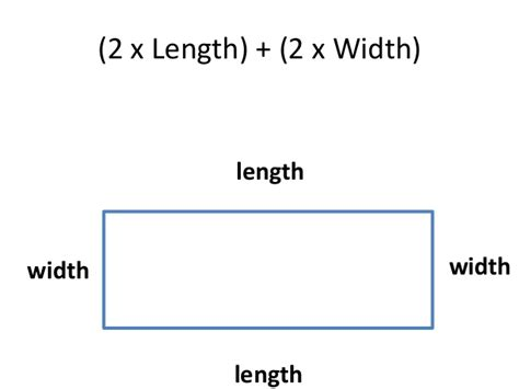 What Is The Length And Width Of A Bed Act Math Area Perimeter