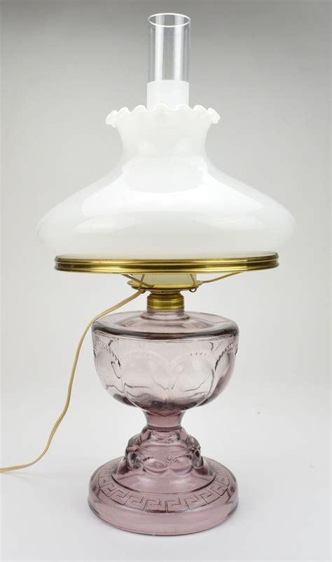 antique glass hurricane ls vintage hurricane ls glass glass hurricane l