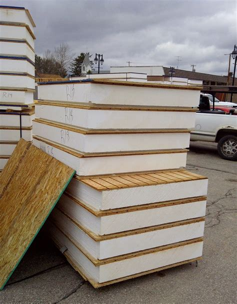 Sip Panel House Structural Insulated Panels Save Money On Energy Penny