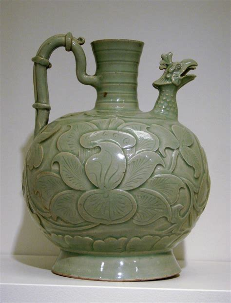 Celadon Vase Celadon Appreciating Pottery For Its Aesthetic Value And