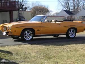1970 Pontiac Gto The Judge 1970 Pontiac Gto Judge Id 26650